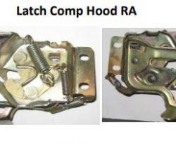 Latch Comp Hood RA
